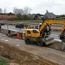 Werkzaamheden aan N340/Hessenweg volop in uitvoering