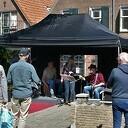 Een zonnig en muzikale Koningsdag in Dalfsen