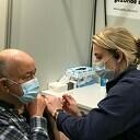 Mbo-studenten vaccineren tegen corona in Zwolle