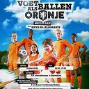 Voetbalschool Nieuwleusen organiseertOranjefestival
