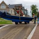 Krijgt Marcel Schepers zijn boot in het water?