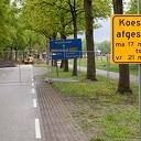 Werkzaamheden bij Kruispunt Driessen (Koesteeg/Hessenweg)