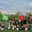 FC Dalfsen puur in nieuwe tenues
