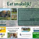 Placemats met toeristische informatie
