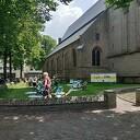In de schaduw van de Grote Kerk