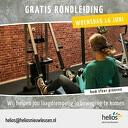 Vrijblijvende rondleiding Helios Sport & Performance (woensdag16 juni)