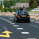 Wegmarkeringen Koesteeg/Hessenweg aangepast