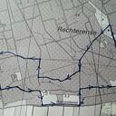 Wandeling; Langs schaapskooi en door het Rechterenseveld.