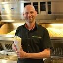 Laatste werkdag bij de Snackcorner voor Paultje patat