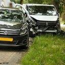 Aanrijding Welsummerweg / de Singel. (foto update)