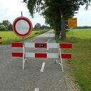 Kluinhaarsweg afgesloten