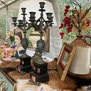 Lifestyle, kunst en muziek op brocante fair Heino