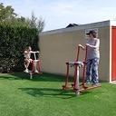 Kom (buiten)sporten in de Beweegtuin