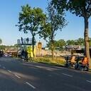 Veel kijkers bij bouw fietstunnel Oudleusen