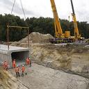 Drukke werkzaamheden aan tunnel Welsummerweg