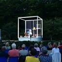 Vreemde vogels een ''spectaculaire'' theatervoorstelling in de open lucht