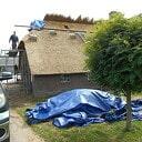 Een nieuw rieten dak