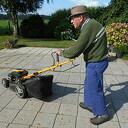 Bijna 95 jaar en nog volop tuinieren