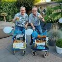 Jos en Jan 40 jaar in dienst bij Frijling