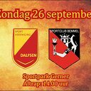Eerste competitieduel sinds lange tijd voor SV Dalfsen