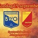 vooraankondiging van de wedstrijd van SV Dalfsen zondag