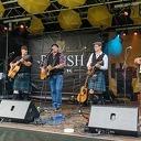 """D'Irish Folk bij """"Boerhoes"""" tijdens Kunst om Dalfsen"""