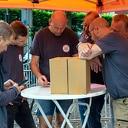 De Bierfestival-thuis-boxen zijn vanmiddag opgehaald
