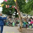 Het Groene Schoolplein (KBS) De Polhaar officieel geopend