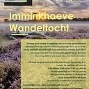 De Imminkhoeve wandeltocht het komend weekend
