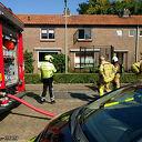 Woningbrand in de Irenestraat