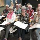 Ouderenkoor 'Herfstklanken' zingt weer in de Mozaïek