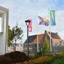 Vandaag wappert de regenboogvlag in Dalfsen