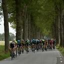 De 61e Ster van Zwolle over de Rechterensedijk Dalfsen