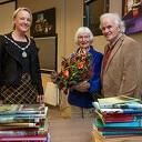 Penning van Verdienste uitgereikt aan Ab Goutbeek