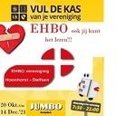 Vul de EHBO  Kas